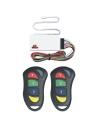 Watchguard 4 Ch Transmitter / Receiver Set - 433.92 MHz - RCX4