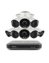 Swann 5MP SWDVK-849808 inc 8Ch DVR-4980 2TB HDD & 8x 5MP True Detect Bullet Cams