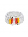 CCTV BNC 18 Metre Security Camera Cable Suit HD Analogue up to 5MP