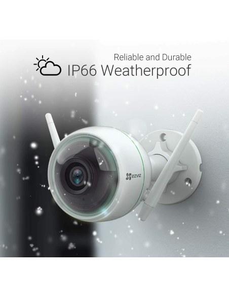 Ezviz Weatherproof wireless security cameras