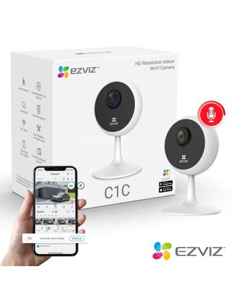 Ezviz C1C 1MP 720P High Definition Indoor Wi-Fi Security Camera