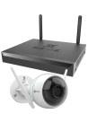 Ezviz 1x 2MP HD Long-Range Wi-Fi Camera 4CH 1TB X5S-4W Recorder Security Kit