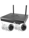 Ezviz 2MP 4CH 1TB 2x Camera Wireless Security Kit (4x2)