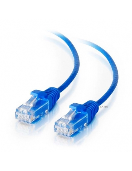 Cat5e 25 Metre Cable with RJ45 Plugs to suit IP Cameras - Blue