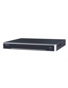 Hikvision 8CH PoE CCTV 4K NVR with 3TB Hard Disk - DS-7608NI-I2-8P