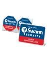 Swann Theft Deterrent Sticker Pack