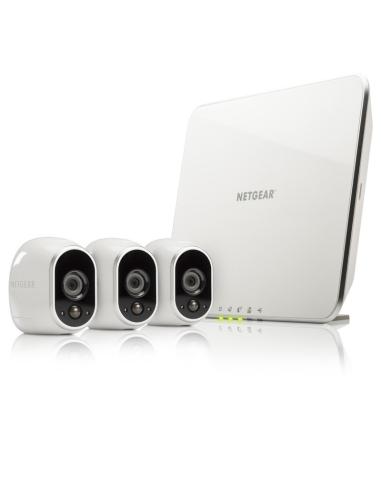 Netgear VMS3130-100AUS Arlo HD Smart Home Security System - 1 Camera Kit