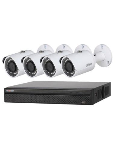 Dahua 4.0MP IP Surveillance Kit 4CH...