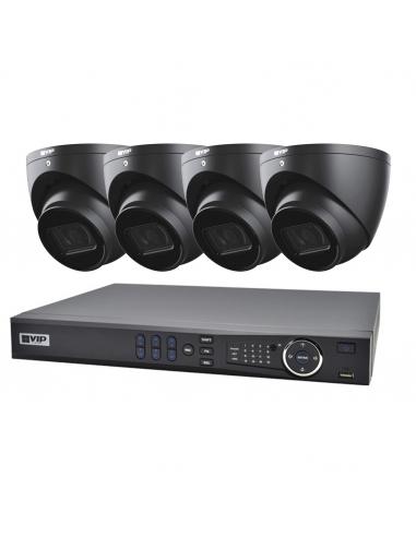 VIP Vision 8 Ch Pro Series 2TB 4...