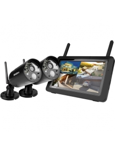 Uniden G3720 Guardian 7 inch Wireless Security Kit 1080P with 2 Cameras