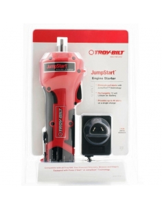 Troy Bilt Jump Start, Cordless engine starter