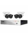 Uniden Guardian GDVR8T40 8 Channel 1080P TVI Recorder with 1TB HDD and4 x Bullet Security Cameras
