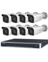 Hikvision 8MP 8CH NVR with 8x IP Darkfighter 2.8MM Bullet Cameras CCTV Kit - HIKIT8-83T-8B28