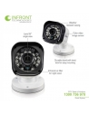 Swann SWPRO-T835 - 720P 1MP HD Bullet Camera