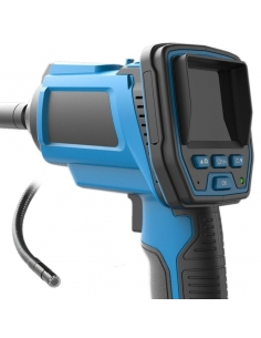 Eniten Inspection Camera with Recordable Monitor 2.7 Inch Display