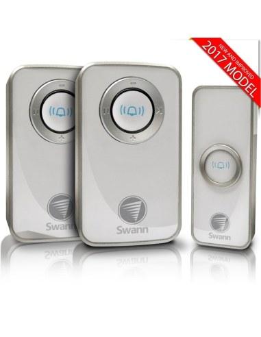Best Wireless Door Bell Swann Door Chime Main Powered