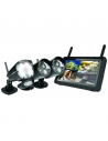 Uniden Guardian G3721L Full HD Digital Wireless System with 2 Security cameras and 1 Motion Detection Spotlight Camera