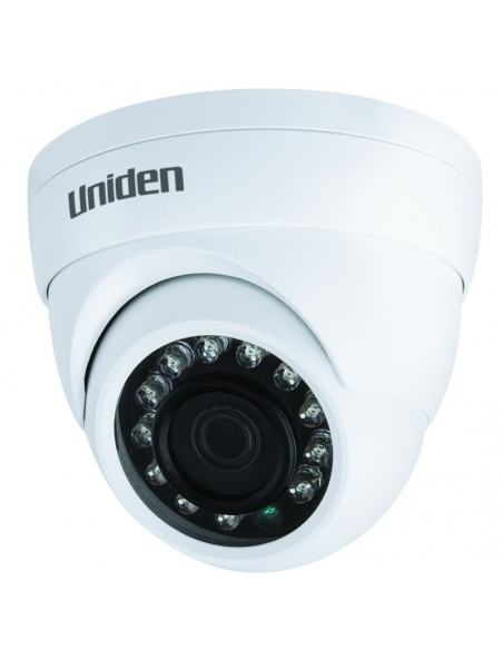 Uniden GDCT01 Additional 2MP Dome Camera for the GDVR 8TXX Series