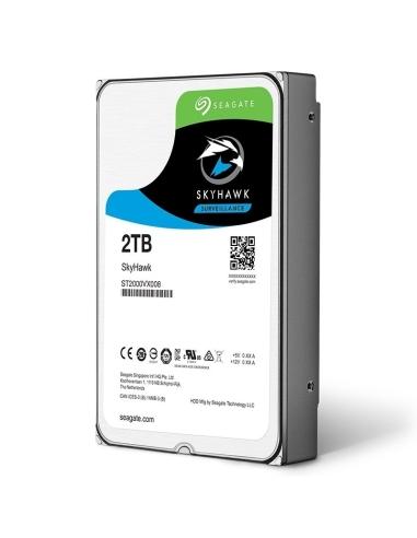 2TB Surveillance Hard Disk Drive - SkyHawk