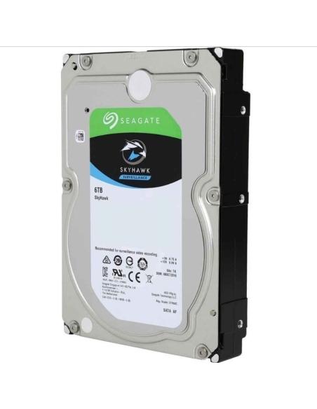 6TB Surveillance Hard Disk Drive - SkyHawk