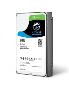 8TB Surveillance Hard Disk Drive - SkyHawk