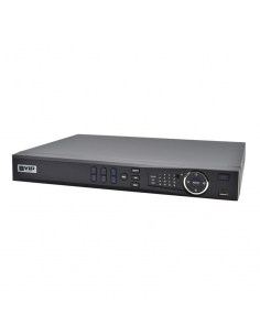 VIP Vision NVR8PRO6 Professional 8 Channel Network Video Recorder with PoE (320Mbps)
