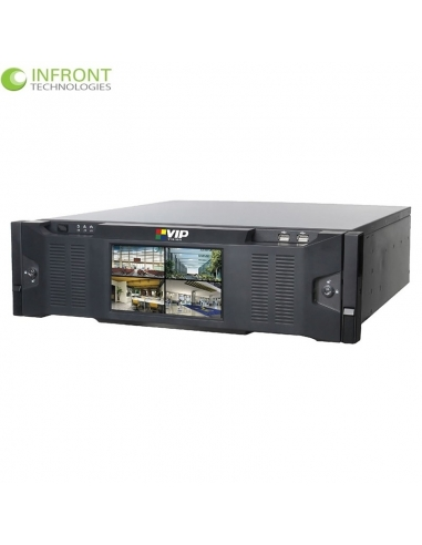VIP Vision - Ultimate 64 Channel Network Video Recorder (384Mbps)