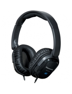 Panasonic RP-HC200 Noise Canceling Around-Ear Stereo Headphones