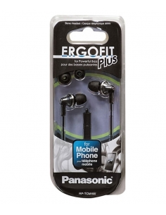 Panasonic Extra Bass In Ear Earphones With Mic
