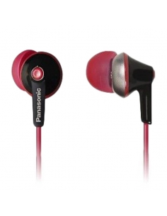 Panasonic RP-HBE125MEK Extra Bass In-Ear Earphone With Mic