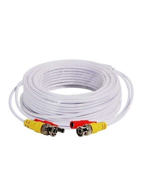 Analogue TVI AHD CVI 20Mtr Cable Video and Power