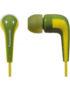 Panasonic Powerful Sound In Ear Headphone Without Mic - Green