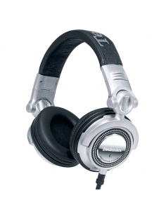 Panasonic Technics RP-DH1200E-S DJ Stereo Headphones