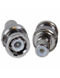 CCTV BNC Male to RCA Female Adapter
