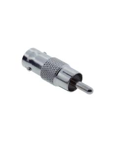 CCTV BNC Socket to RCA Male Plug Adapter
