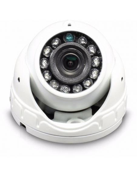 Swann PRO-1080FLD -  AHD/TVI Compatible 2.1MP HD Dome Security Camera