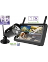 Uniden G3710 Guardian 7Inch Monitor Kit 1080P 2MP