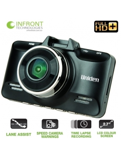 Uniden IGOCAM755 Dashcam In-Car Accident Camera