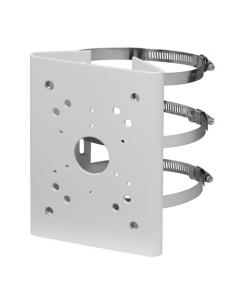 Triple Clamp Pole Mount Camera Bracket