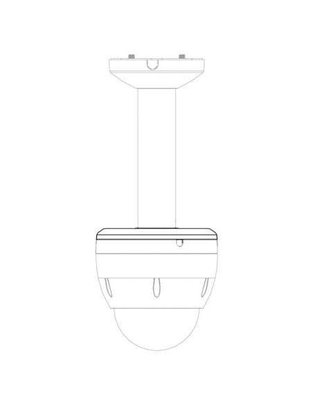 Adapter for Ceiling & Wall Mount Brackets