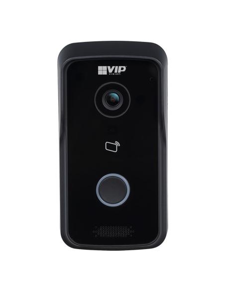 "VIP Vision White 7"" Touchscreen Monitor & Video Intercom Kit WiFi, 1.3MP with SmartPhone Sync"