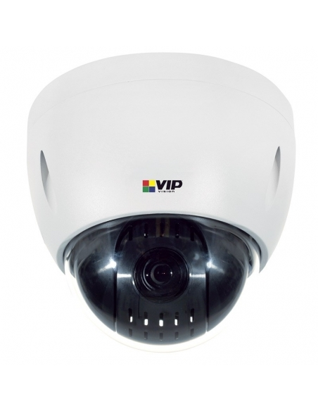 VIP Vision VSIP2MPPTZV2 Professional Series 2.0MP WDR 12x Zoom Mini PTZ Dome