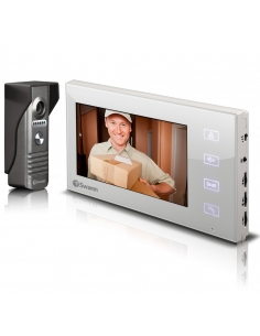 "Swann Doorphone Video Intercom 7"" LCD Screen"