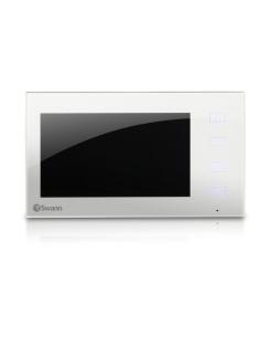 "Swann Add-on Additional Doorphone Video Intercom 7"" LCD Screen SWHOM-DP880C"