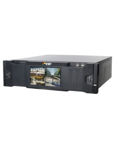 VIP Vision NVR128ULTNPV2 Ultimate 128 Channel Network Video Recorder (384Mbps)