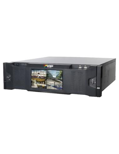 VIP Vision NVR128ULTNPV2 Ultimate 128 Channel Network Video Recorder (384Mbps)