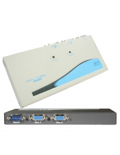 VGA Powered Splitter 2 Way