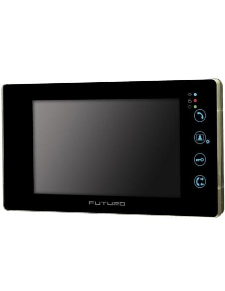 Futuro Rec Extra Black Screen No Memory With Intercom