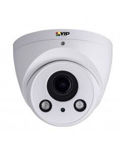 VIP Vision VSIP4MPVDIRME Professional Series 4.0MP Flat Glass Motorised Dome