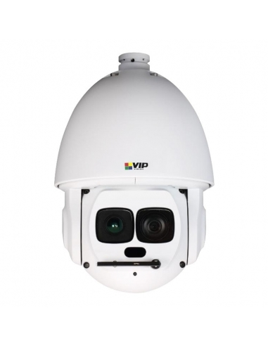VIP Vision Ultimate Series 8.0MP Laser IR 30x Zoom PTZ Dome
